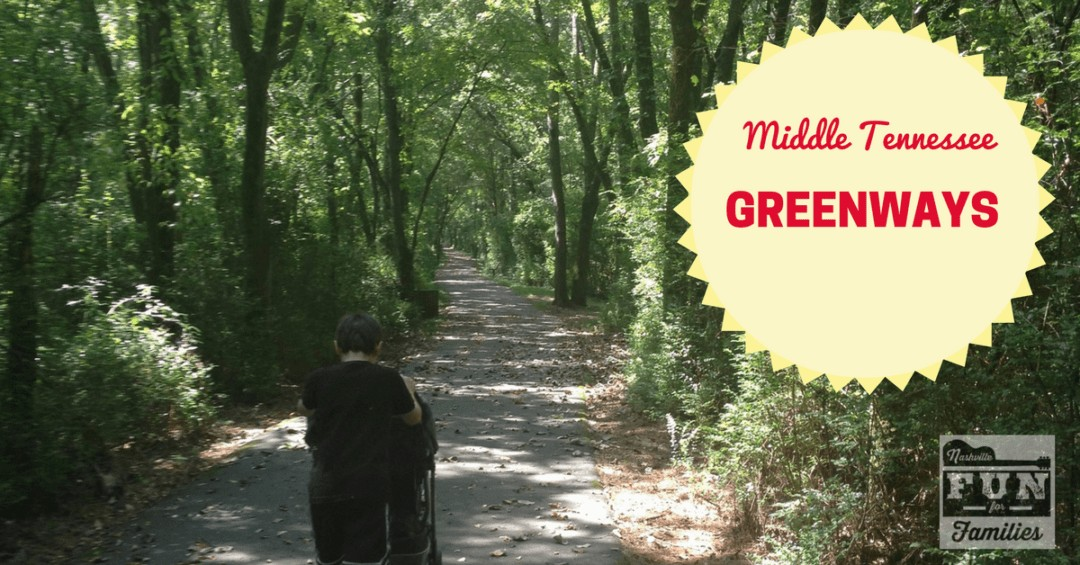 Middle Tennessee greenways - FB cover