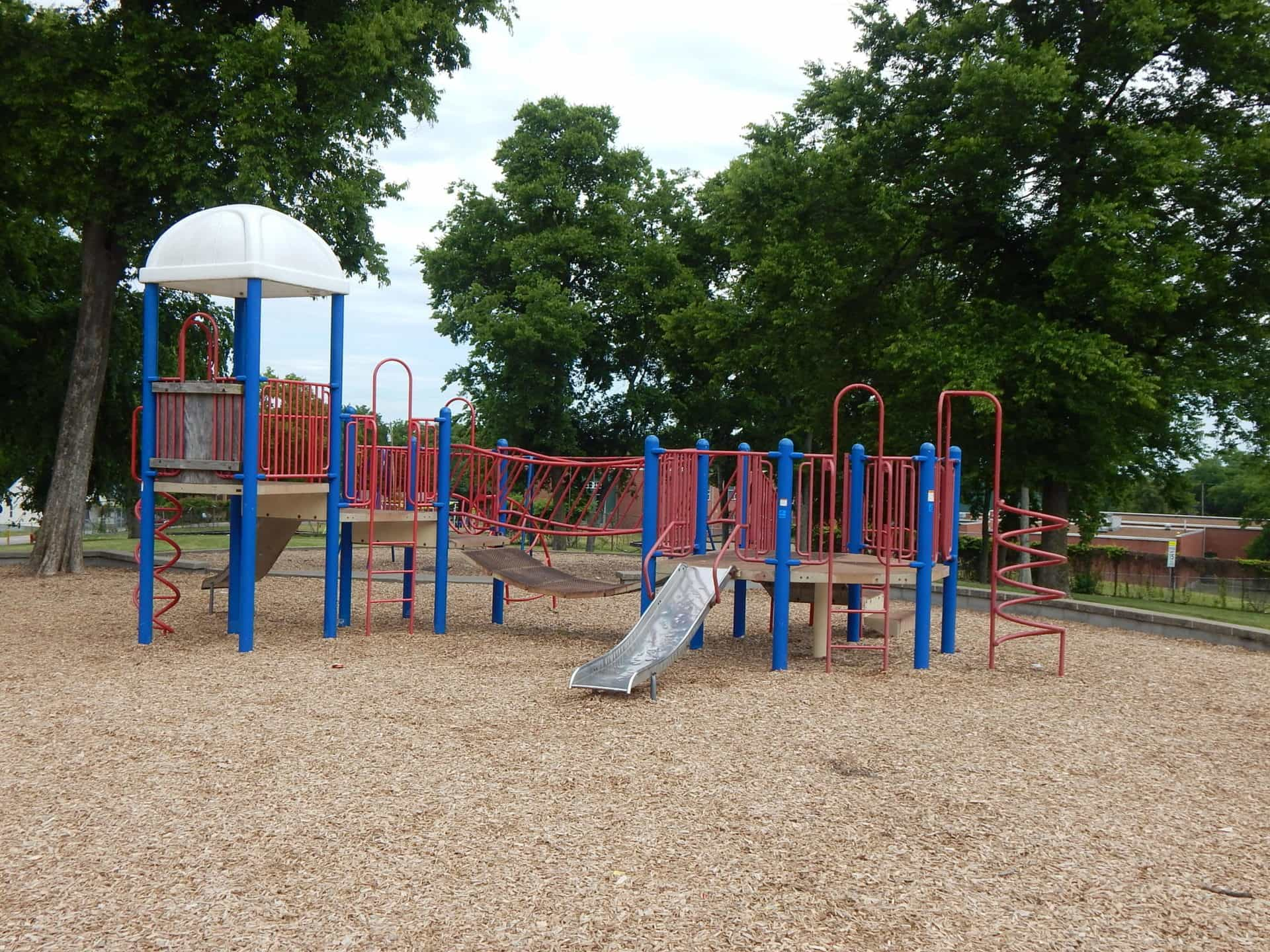 South Inglewood Park and Community Center - Playscape