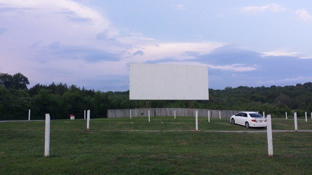 Stardust Drive In screen in Watertown, TN