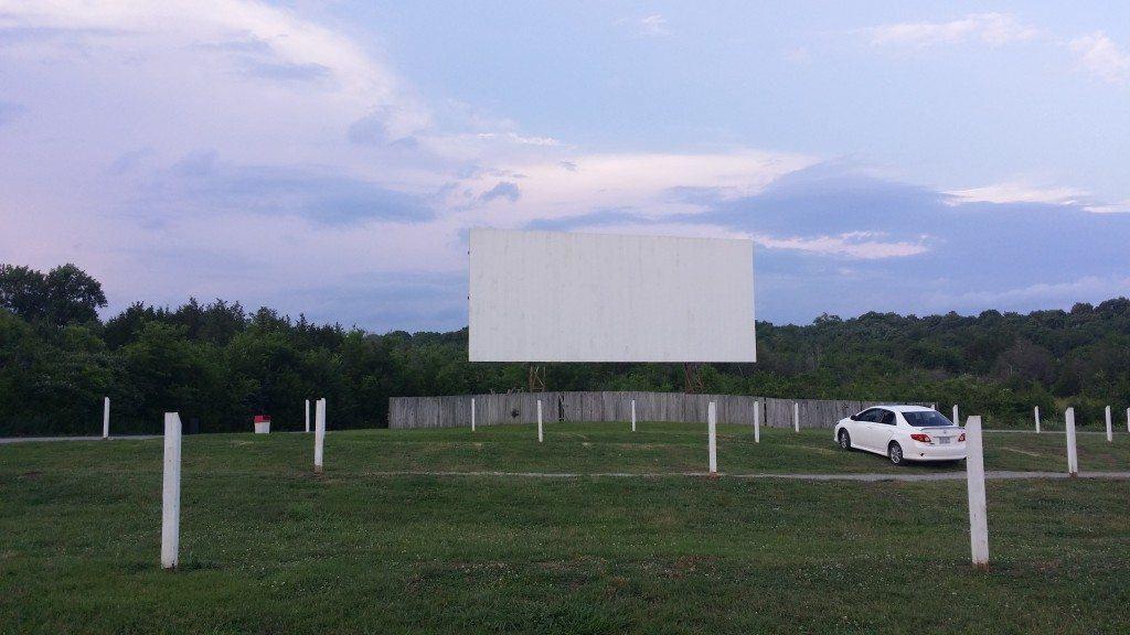 Stardust Drive In screen in Watertown, TN