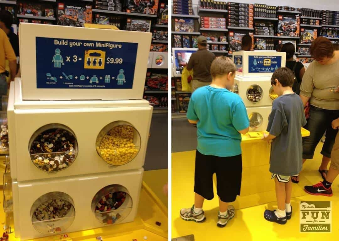 Lego Store - building