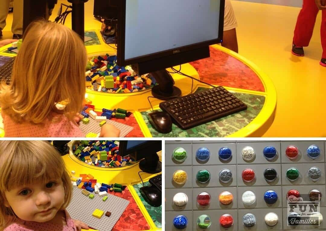 Lego Store computers