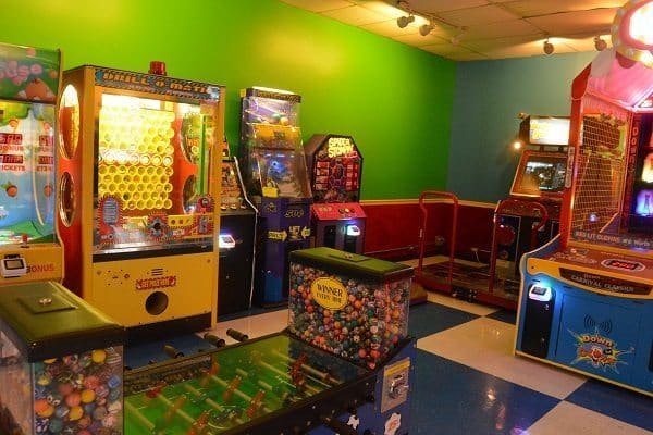 GO USA Fun Park - arcade games
