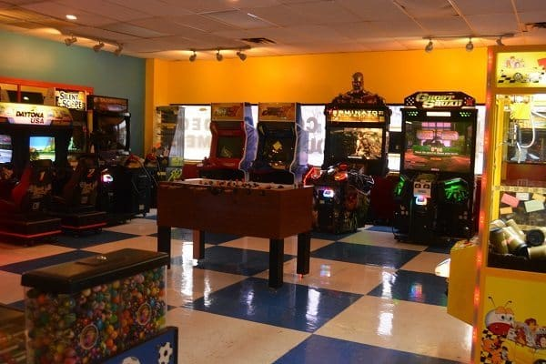 GO USA Fun Park - arcade games and table soccer