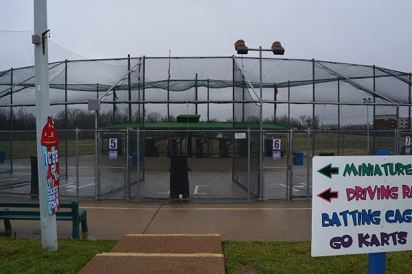 GO USA Fun Park - Batting cages