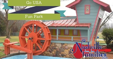 GO USA Fun Park – Golf, Go Karts and More in Murfreesboro