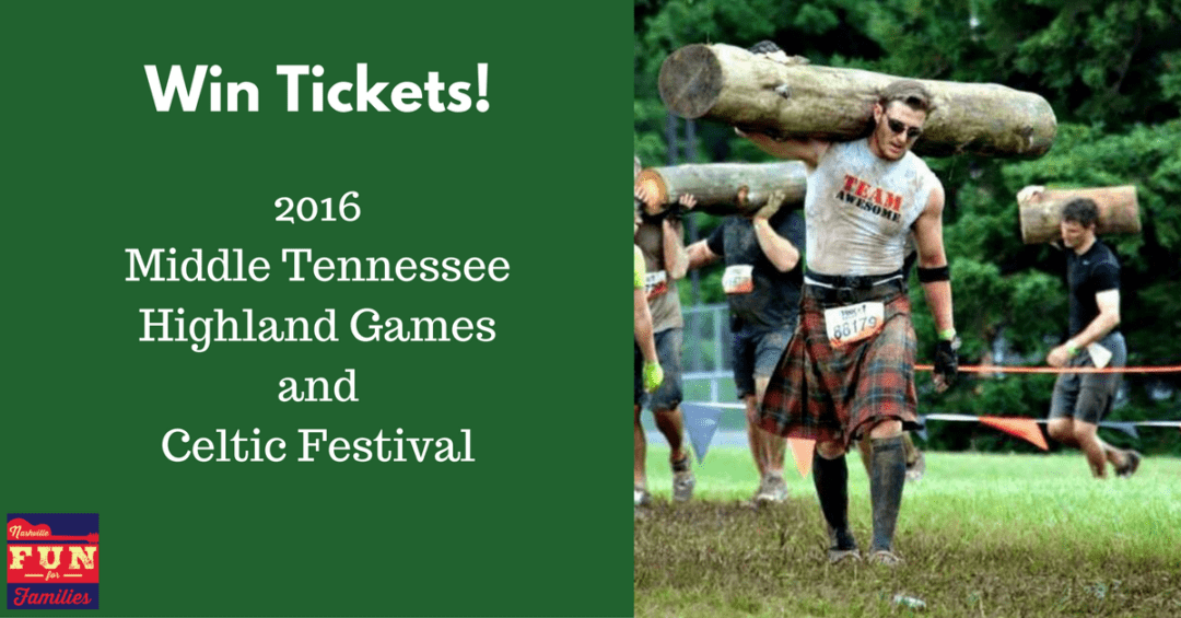 2016 Highland Games - cover
