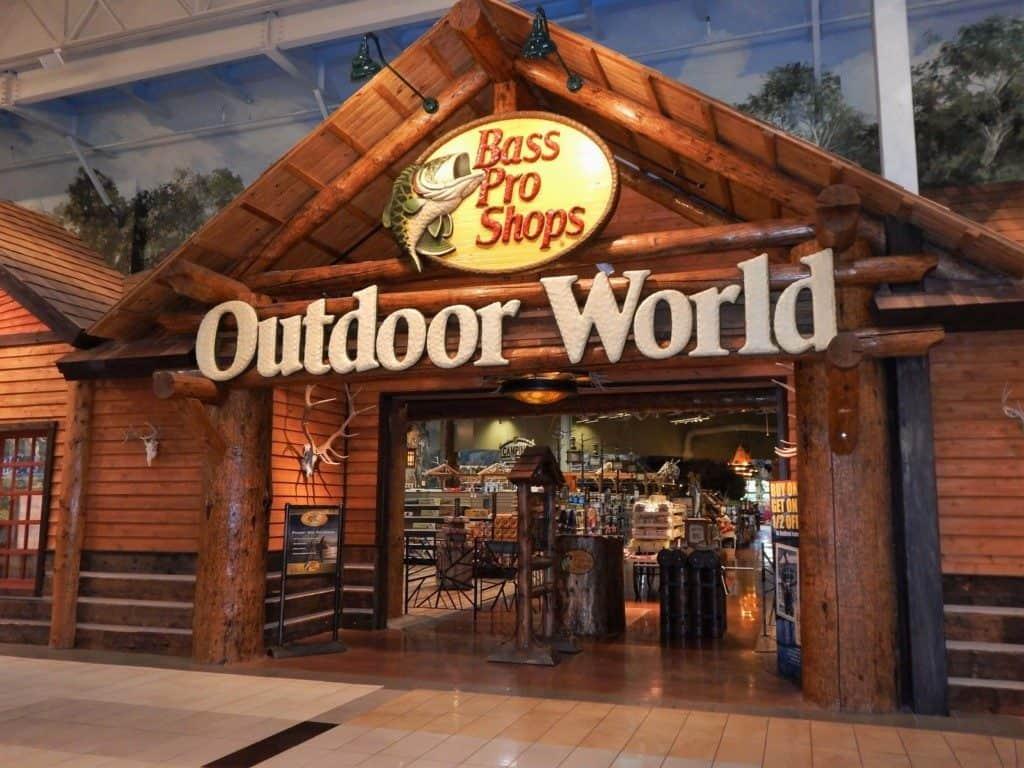 Opry Mills Mall - Bass Pro Shops