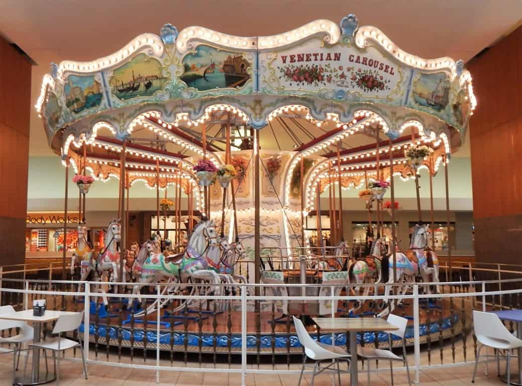 Opry Mills Mall - Carousel