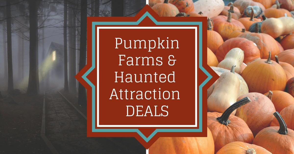 Nashville Family Fun Guide - Pumpkin Farms, Haunted Houses, deals