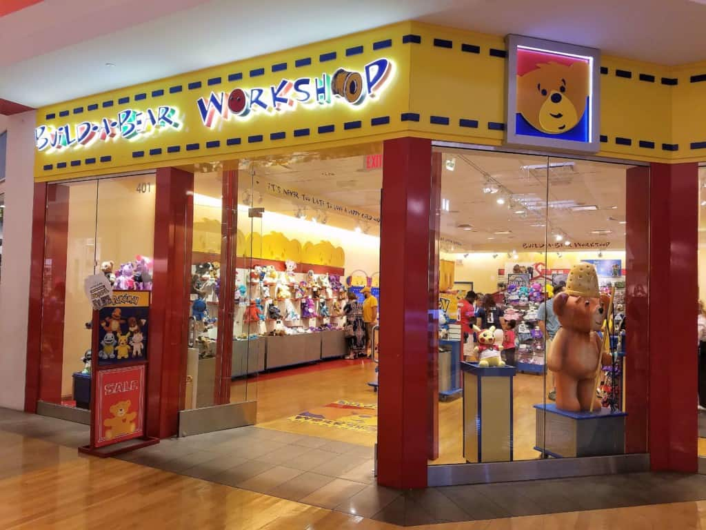 Opry Mills Mall - Build a bear
