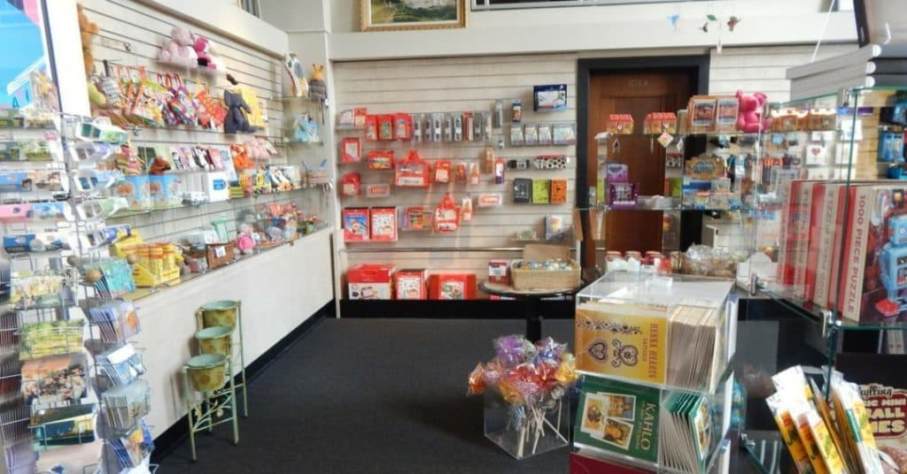 The Frist Center Gift shop