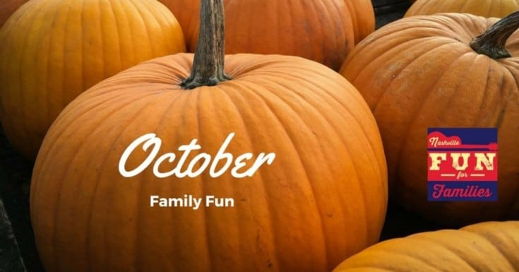 October Family Fun