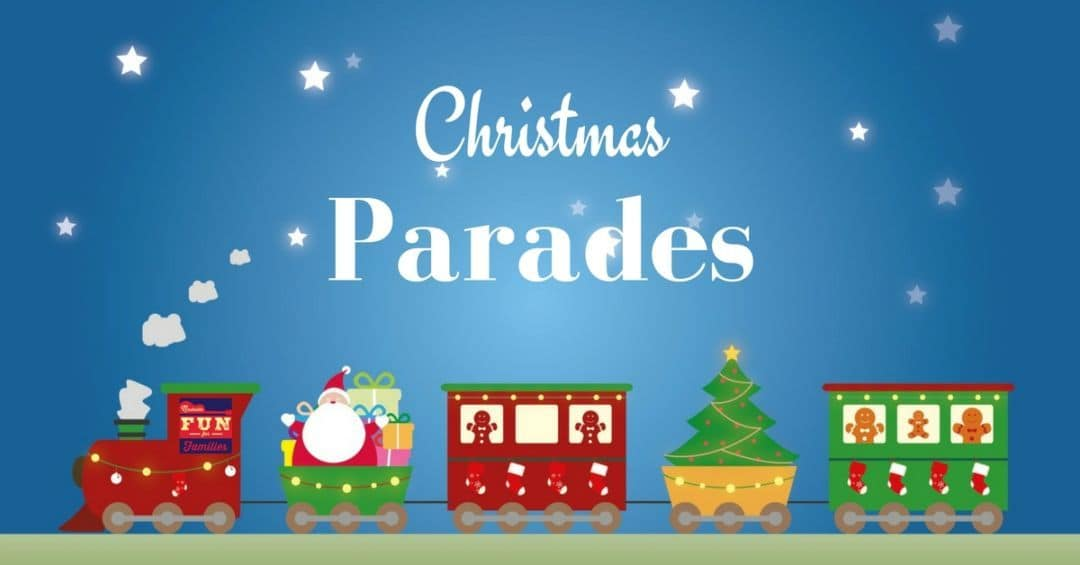 Christmas parades in Nashville and Middle Tennessee