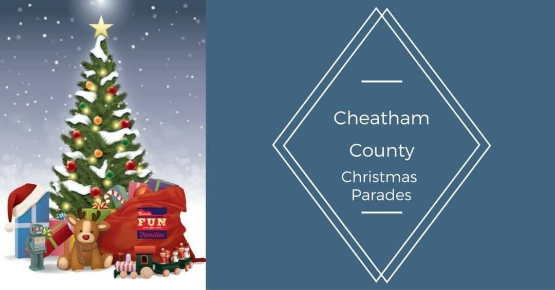 Ashland Christmas Parade 2019.2018 Cheatham County Christmas Parades Nashville Fun For