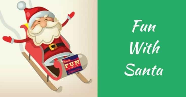 Fun with Santa Events