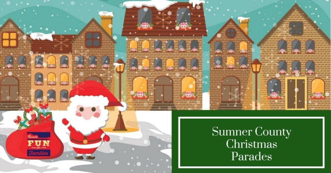 Sumner County Christmas Parades