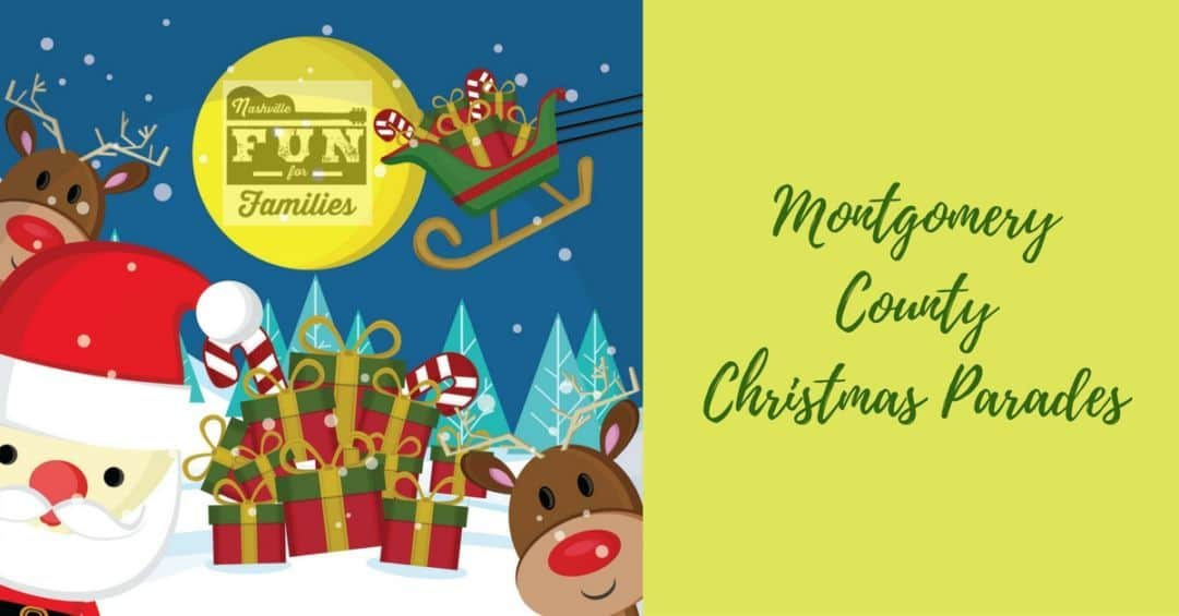 Montgomery County Christmas Parades