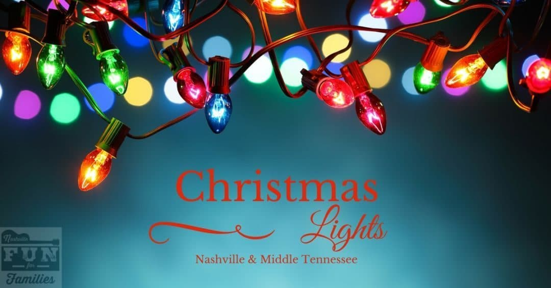 Christmas Lighting.2018 Christmas Lights Displays In Nashville And Middle Tennessee