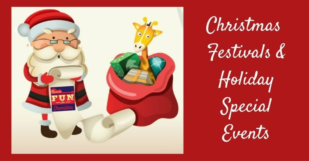 Christmas Festivals & Holiday Special Events