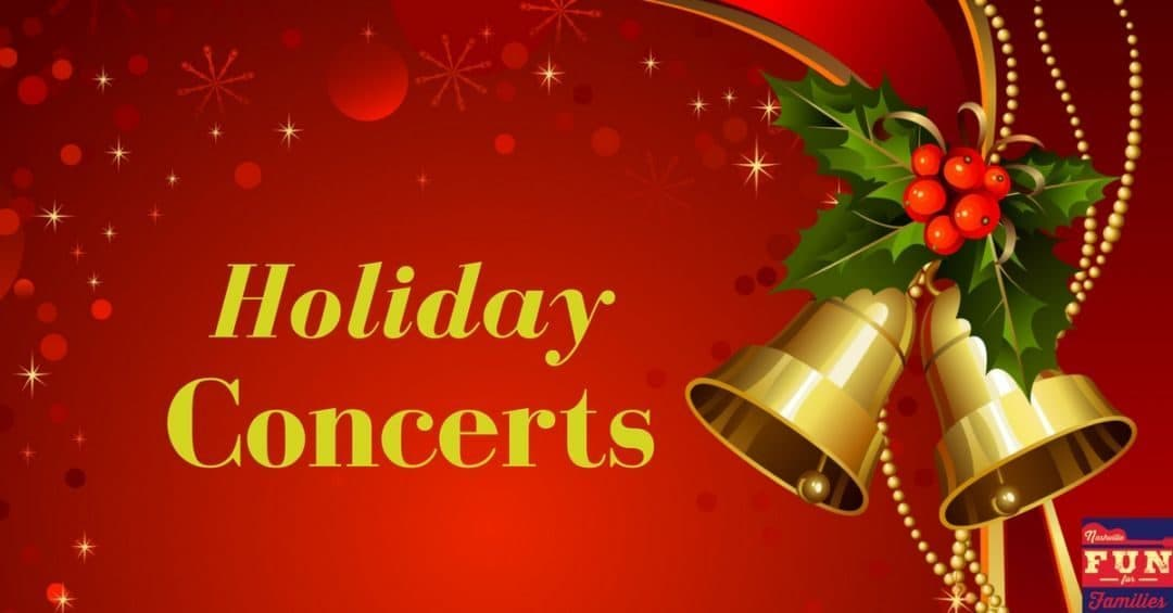 Christmas Concerts.2018 Nashville Christmas Holiday Concerts Nashville Fun