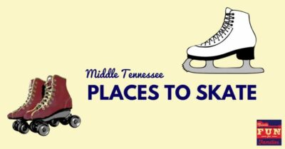 Places to Skate in Middle Tennessee