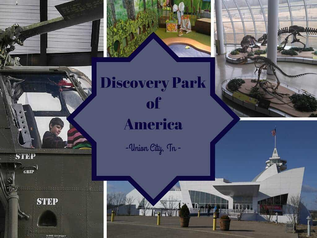Our Family Adventure at The Discovery Park of America