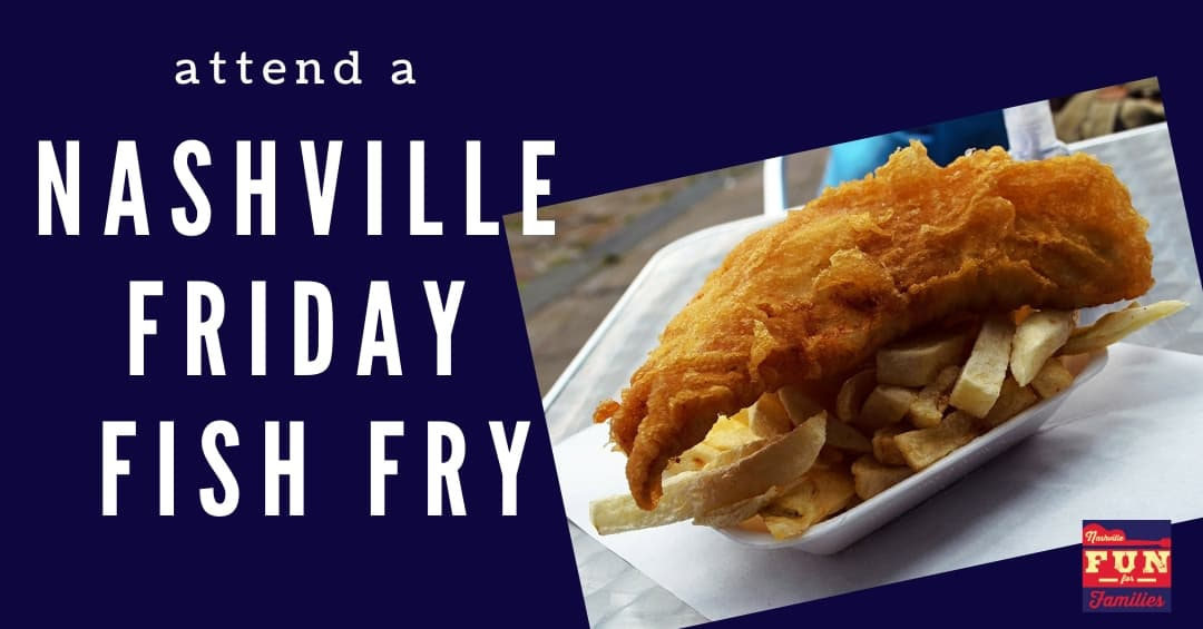 Celebrate Lent with a Fish Fry!