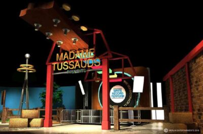 Madame Tussauds is coming to Nashville!