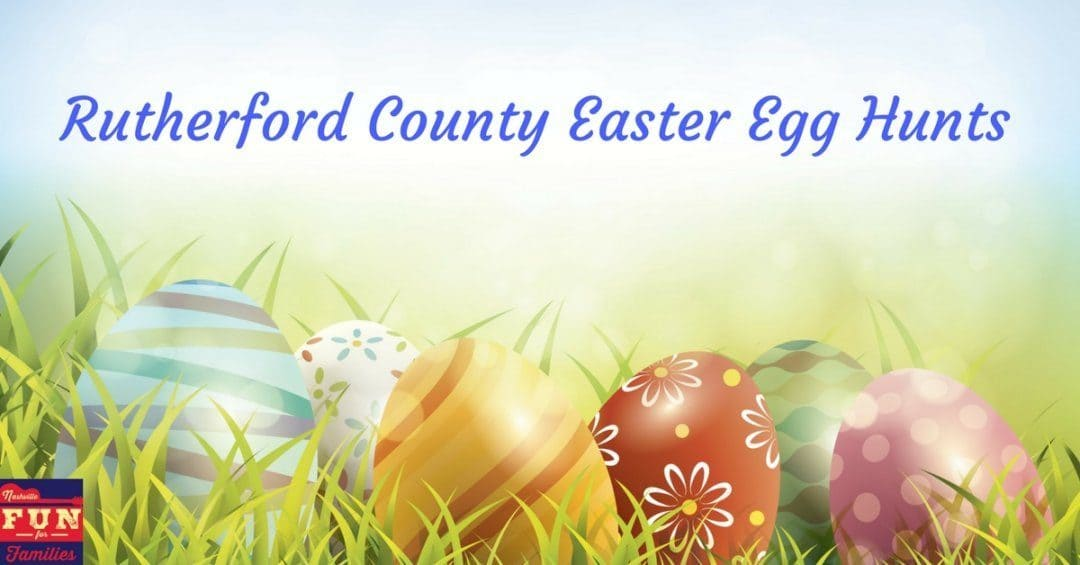 Rutherford County Easter Egg Hunts