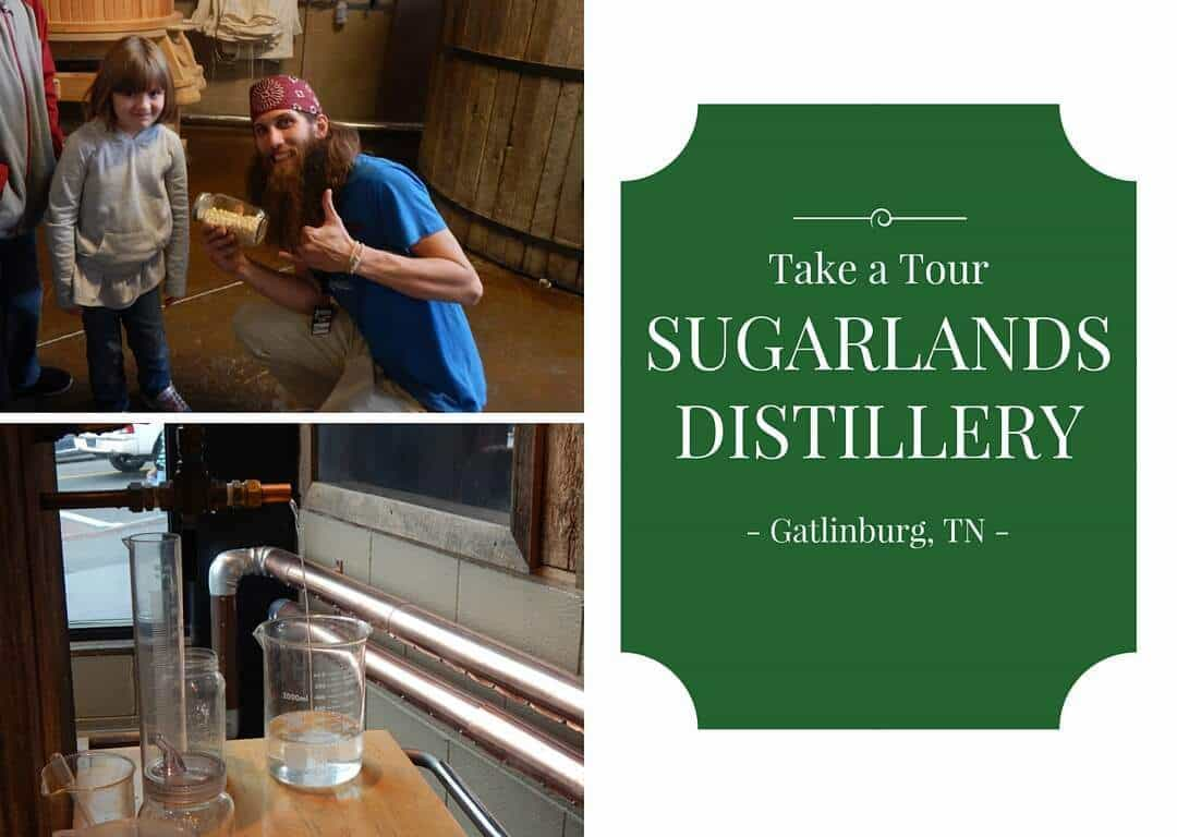 Sugarlands Distillery