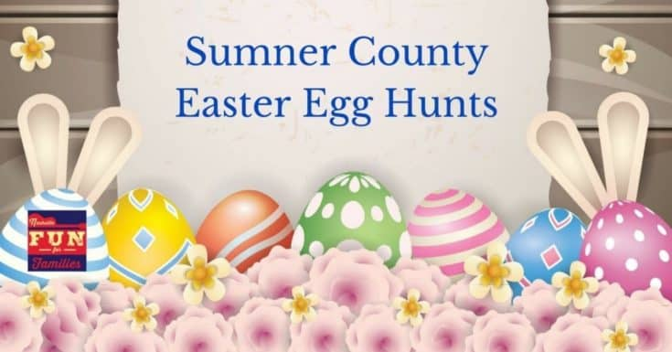Sumner County Easter Egg Hunts
