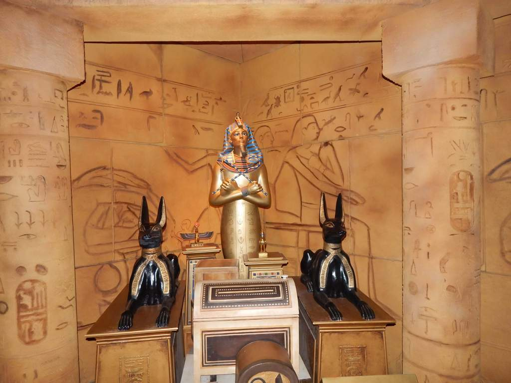 The Tomb - Pharoah 1