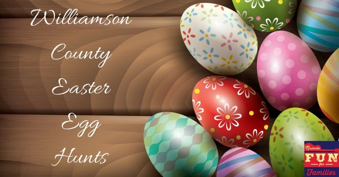 Williamson County Easter Egg Hunts