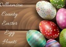 Williamson County Easter Egg Hunts