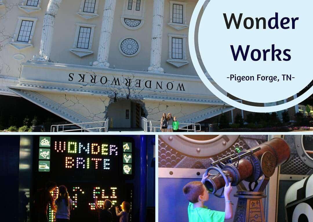 WonderWorks – Family Fun in Pigeon Forge, TN