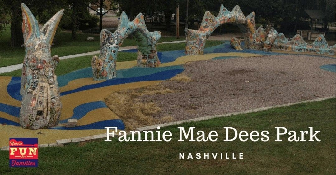 See Nashville's Famous Dragon at Fannie Mae Dees Park