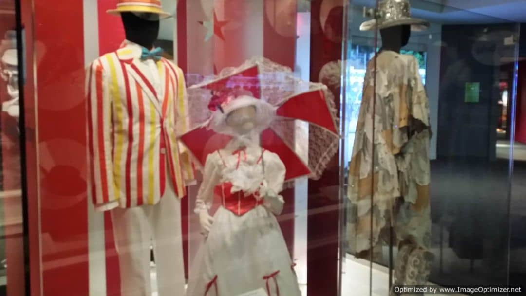 Churchill Downs & The Kentucky Derby costume display