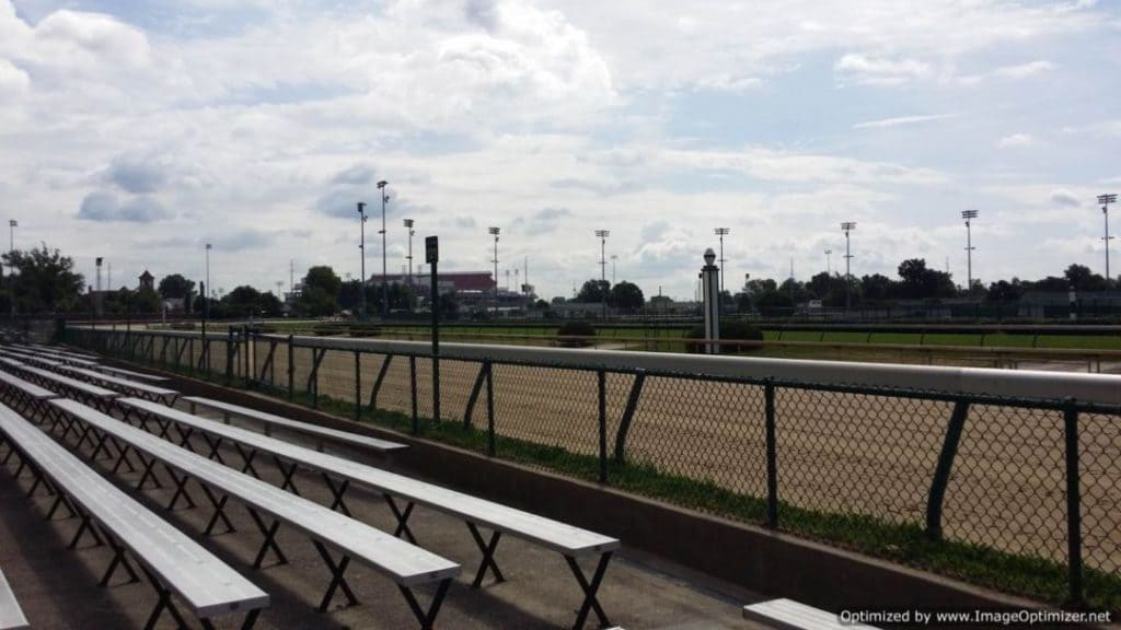 Churchill Downs & The Kentucky Derby stadium seats