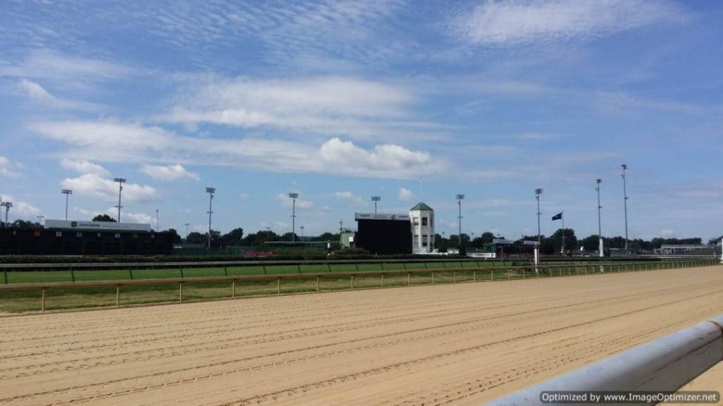 Churchill Downs & The Kentucky Derby race track