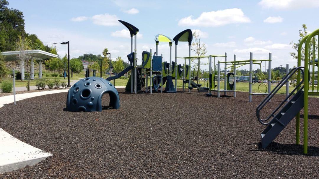 Ford Ice Center playground