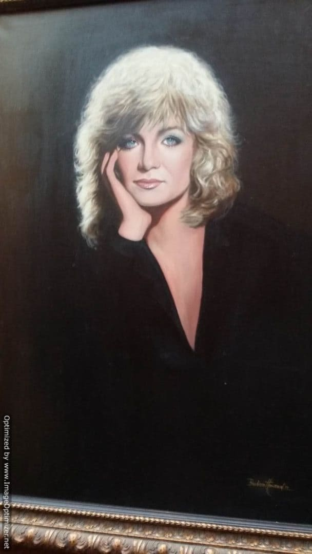 The Fontanel portrait of Barbara Mandrell