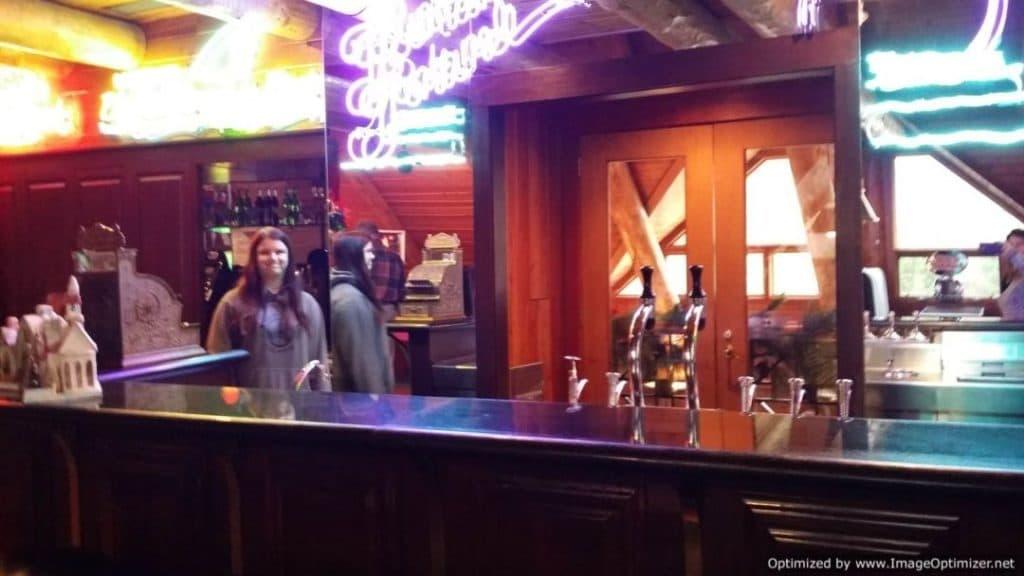 The Fontanel bar