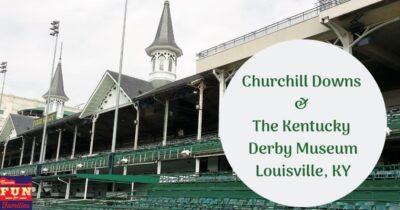 Churchill Downs & The Kentucky Derby Museum