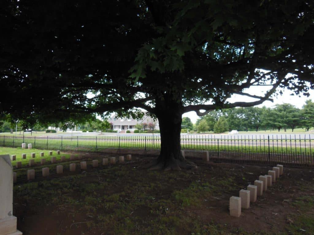 Carnton Plantation Confederate Cemetery