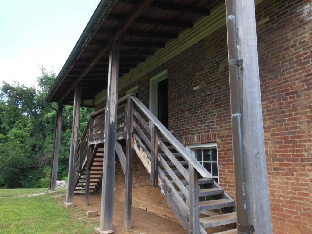 Carnton Plantation out building
