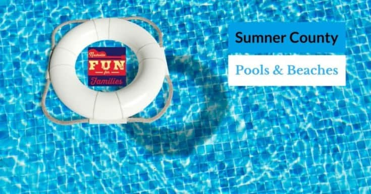 Sumner County Pools and Beaches