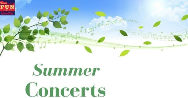 Free and Cheap Summer Concerts for Families