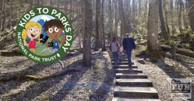 Celebrate Kids to Parks Day!