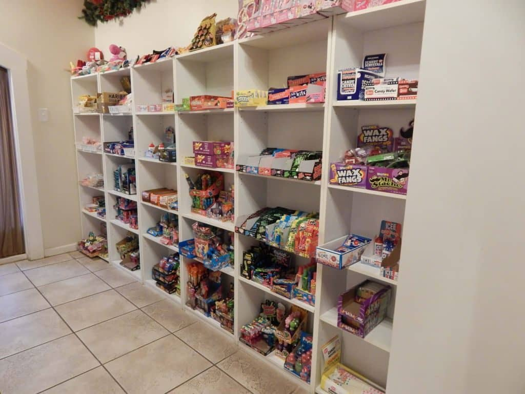 Candy Castle Kids candy room 2